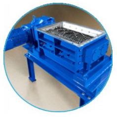 Дробилки F Mono Muncher для измельчения сыпучих материалов