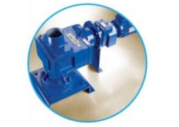 Дробилки SB Mono Muncher для измельчения различных отходов: абразивные, отходы животноводства, сточные воды
