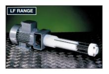 Шнековый насос lf102 дозировочный для перекачивания цианида, сточной воды